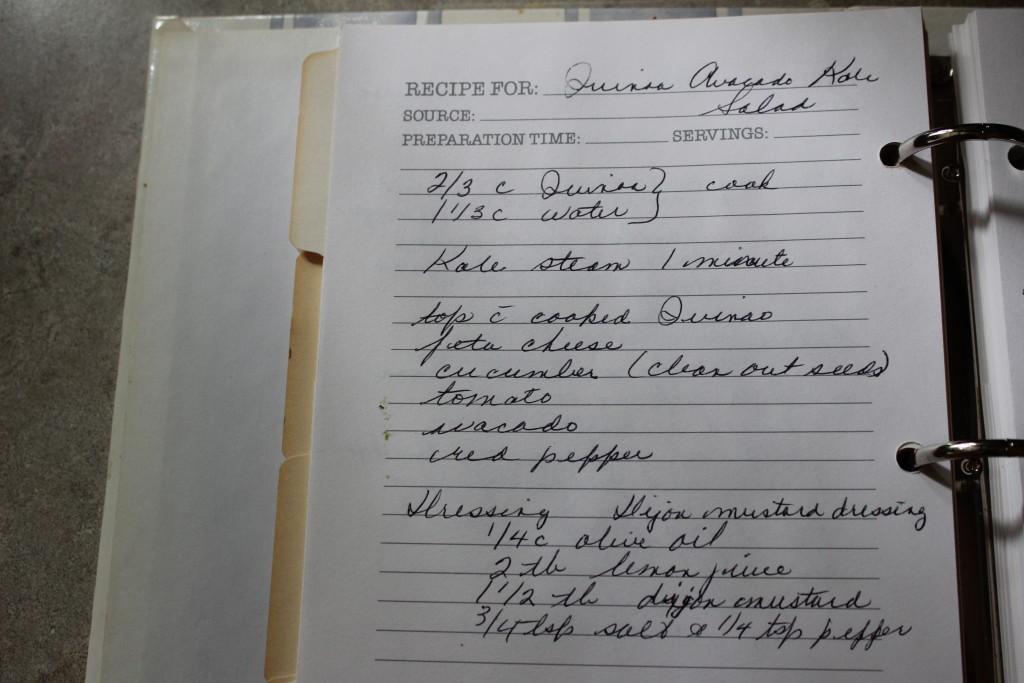 Greek Avocado Salad Original recipe