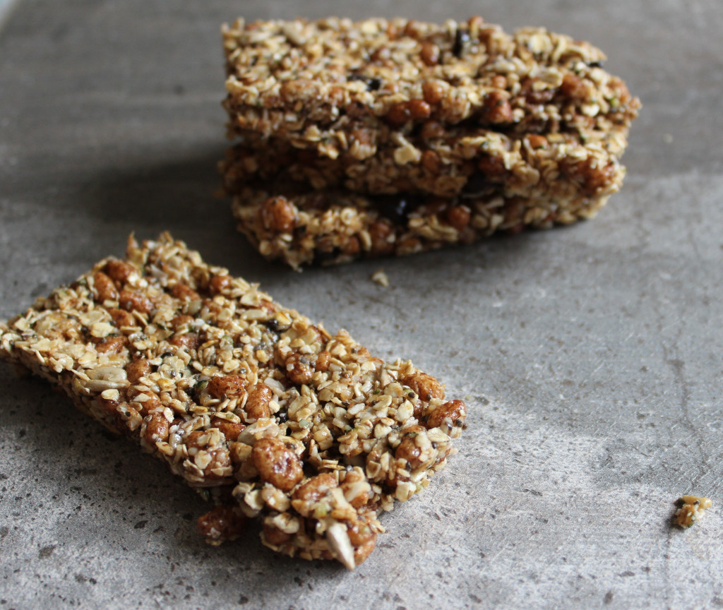 Make these easy homemade energy bars for a delicious boost of energy