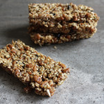 Everyday Energy Bars- Healthy and hearty energy bars to give you that boost of energy to get through the day - www.nikkisplate.com
