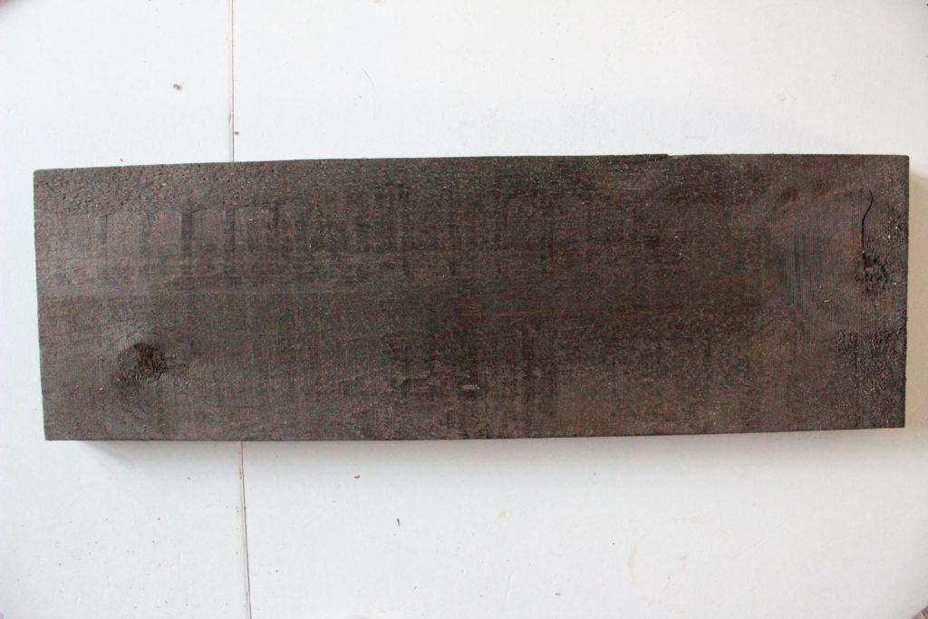 DIY Barn Wood Picture Board