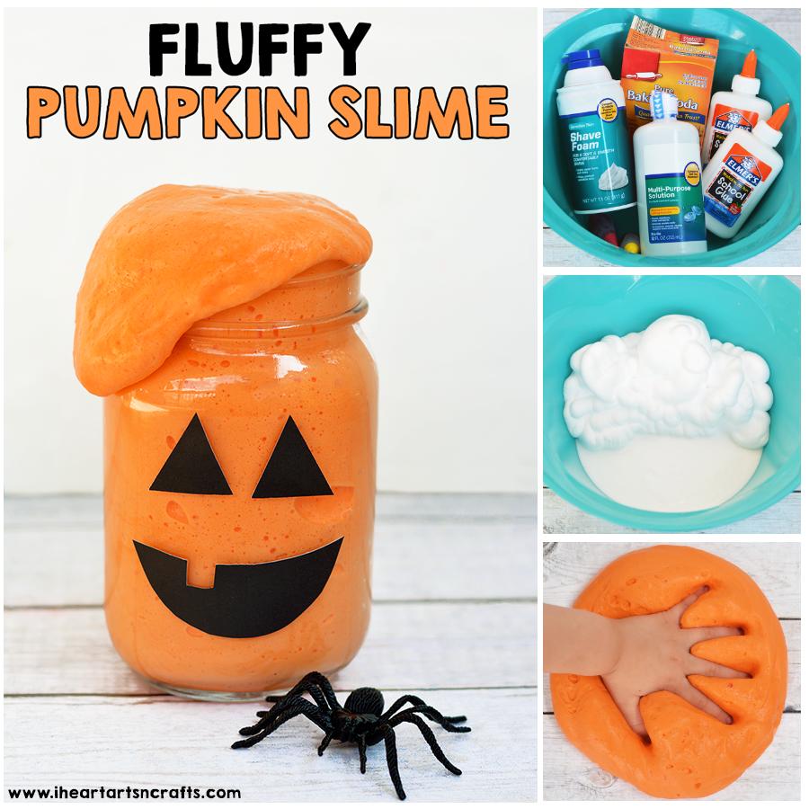 Fall Favourites: Pumpkin Slime