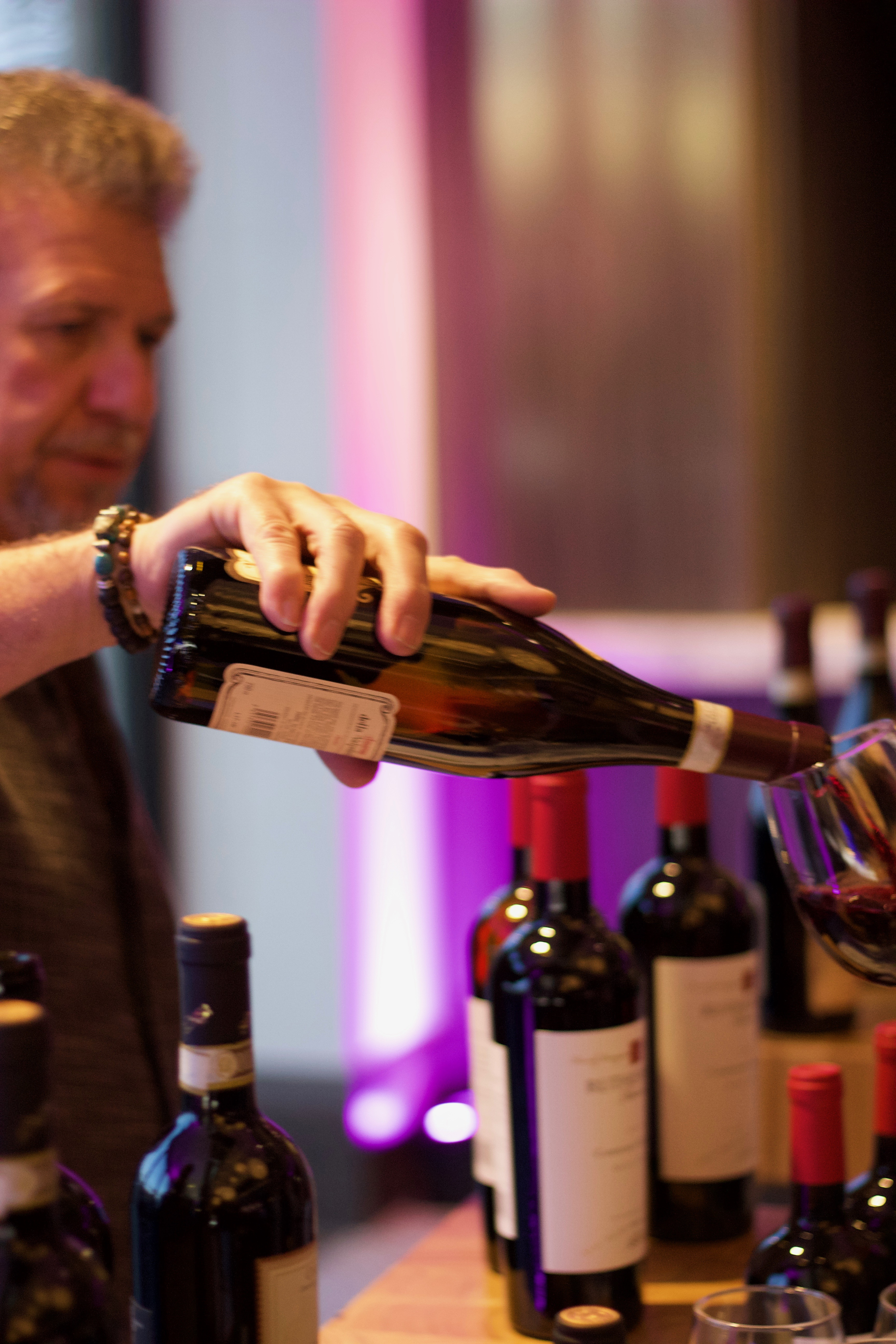 Le Chateau Parc has a great selection of delicious wines