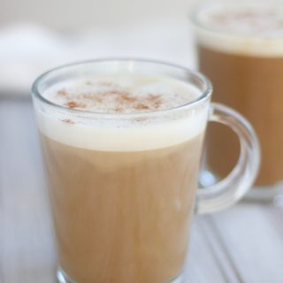 Peanut Butter Coffee | Vegan, Gluten Free, and Dairy Free || Nikki's Plate
