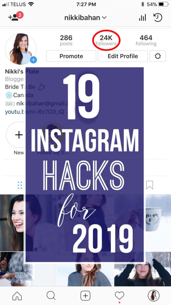 These Instagram hacks will help you grow your Instagram followers and up your influencer game!