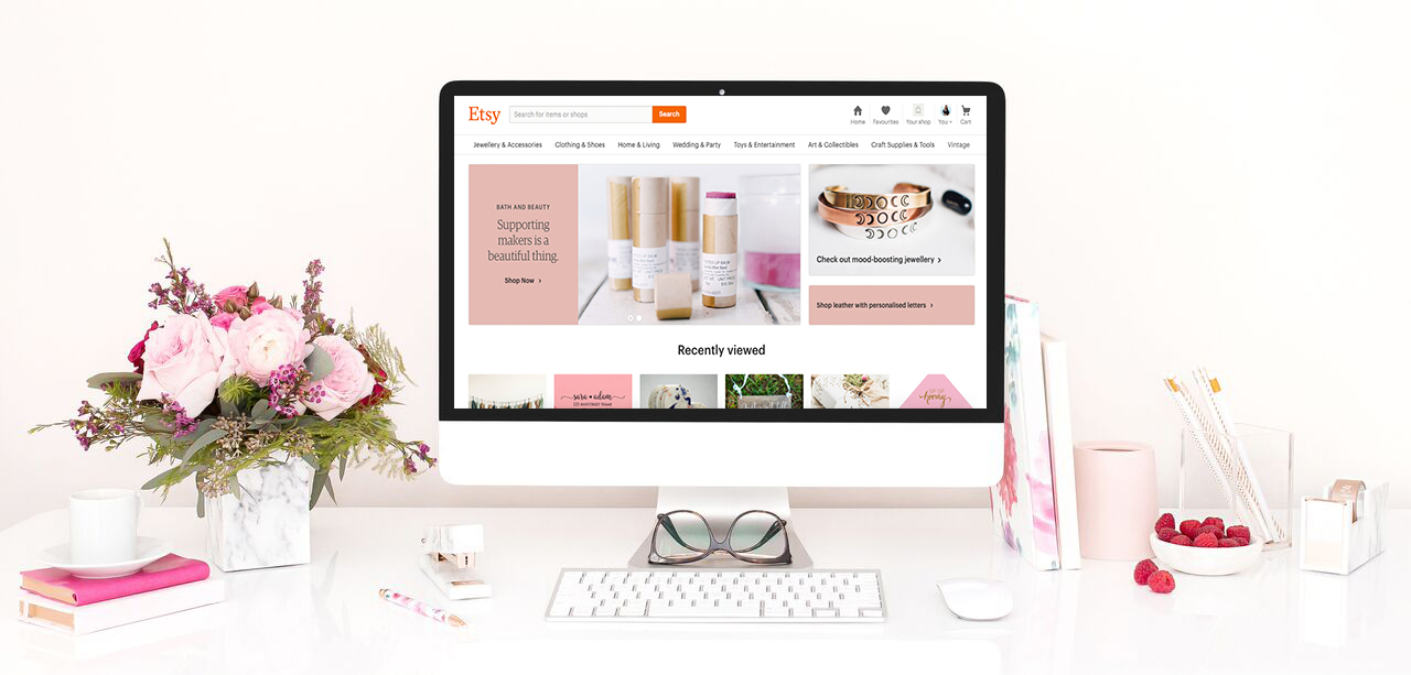 Bride's Guide to Etsy Shopping