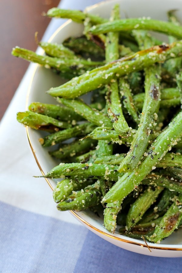 Make these delicious green beans as the perfect side for your St. Patrick's Day feast