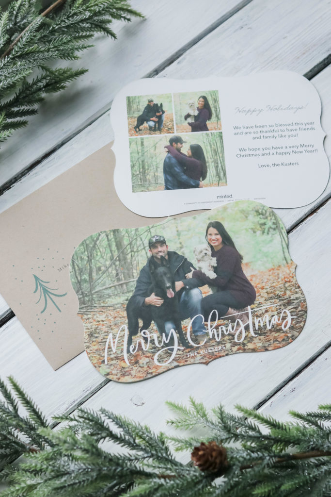 Our Christmas Card 2018 + Family Photoshoot; minted holiday cards 2018, DIY photos, family photo shoots. #Minted #christmascards #christmas2018