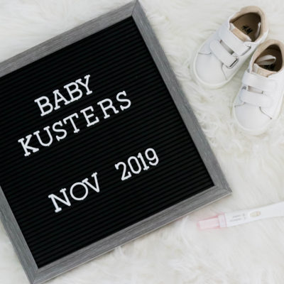 Our pregnancy announcement - I'm pregnant and a baby is coming soon! #pregnancy #pregnant #announcement