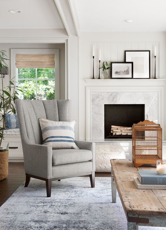10 Best Living Rooms By Joanna Gaines From Fixer Upper - Nikki