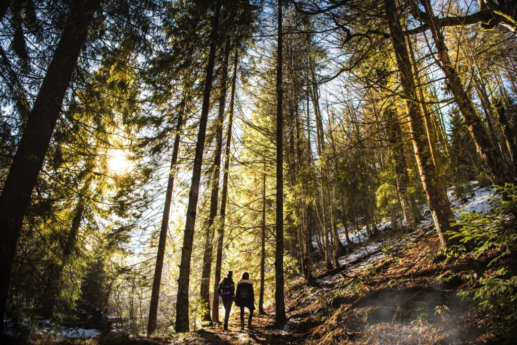 5 Eco-Friendly Self-Care Practices That Are Good For You - enjoying nature is healthy and all natural self care