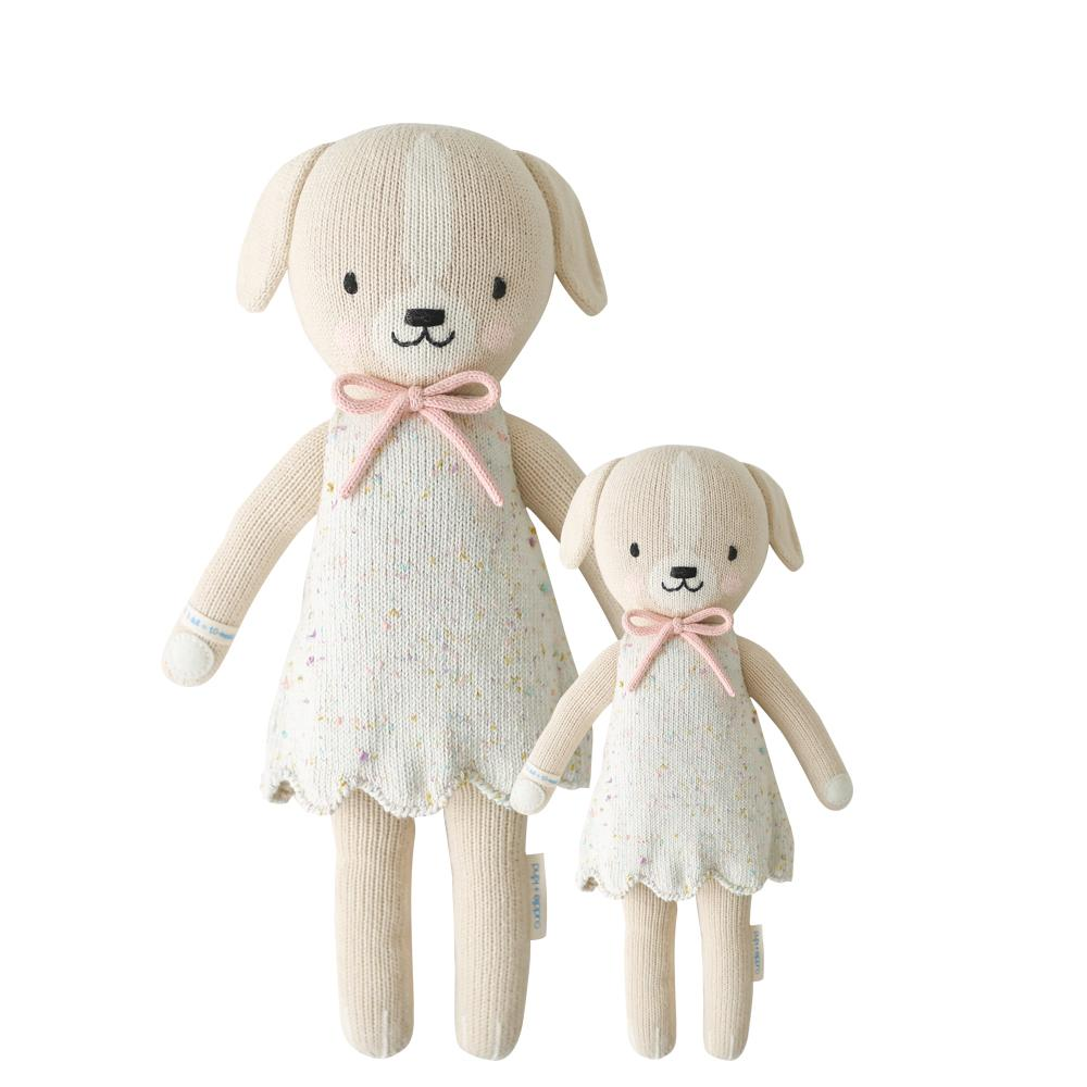 The Little Baby Holiday Gift Guide; Have a new baby to buy for this Christmas? Here are some present ideas for him or her! cuddle and kind dolls #holidaygiftguide #newbaby #cuddleandkind