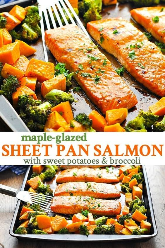 15 Sheet Pan Meals for Fast Weight Loss; Easy and quick meals made on one sheet pan that aid in rapid weigh loss! Eat healthy and get lean! #sheetpanmeals #weightloss - Nikki's Plate