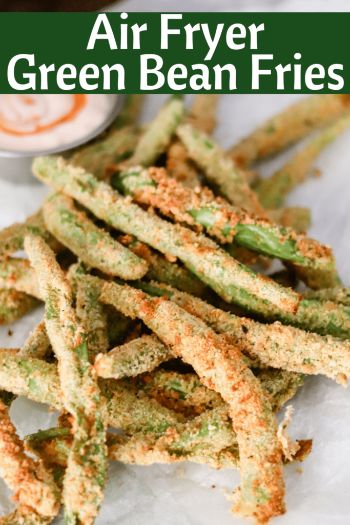 10 Easy Air Fryer Recipes; here are quick and easy air fryer meals! Healthy and delicious! Crispy air fryer green beans