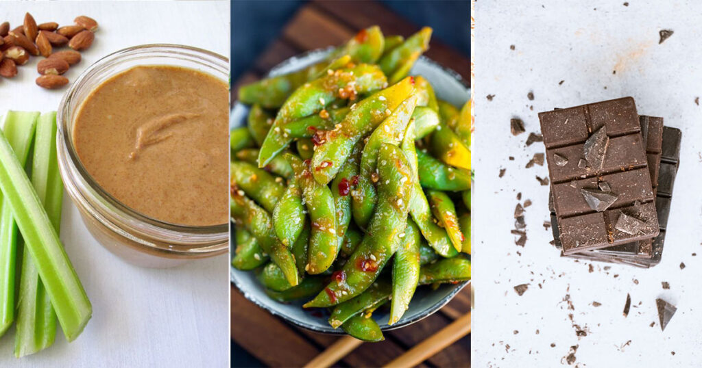 10 Snacks that Really Healthy People Eat