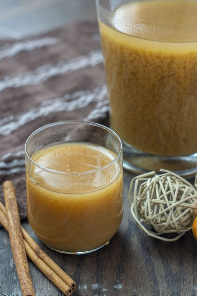 Pumpkin Juice - 15 Delicious Pumpkin Drinks for Foodies; Easy and tasty fall drinks to sip on during the autumn season!
