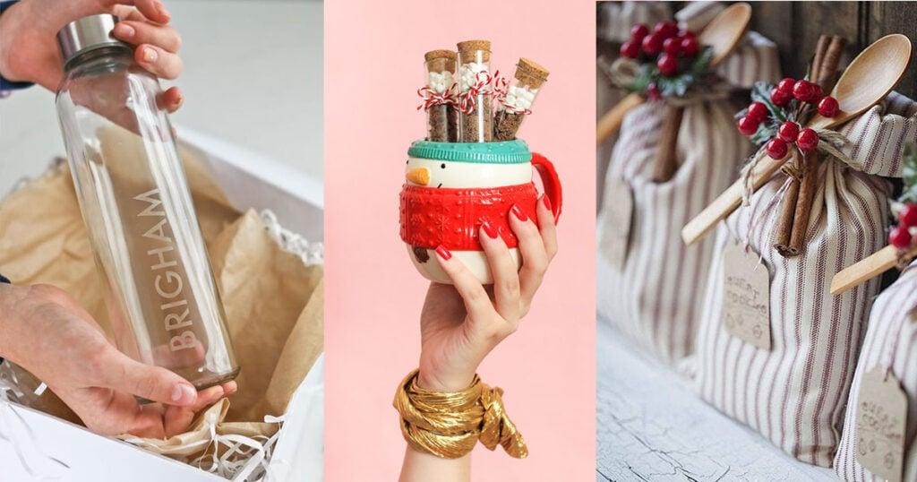 Easy Homemade Christmas Gifts;