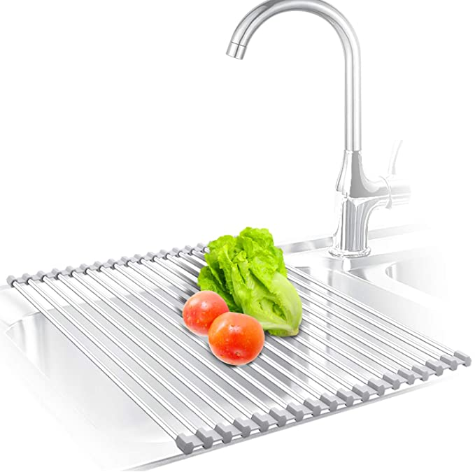 Dish Drying rack - kitchen essentials from amazon