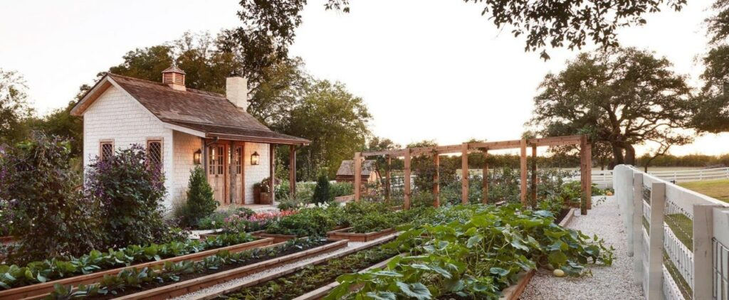 garden, garden boxes, garden house, greenhouse, Joanna Gaines, fixer upper