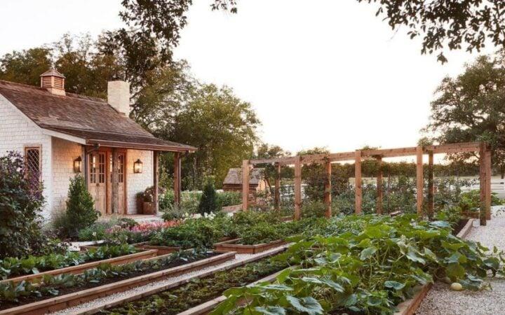 garden, garden boxes, garden house, greenhouse, Joanna Gaines, fixer upper