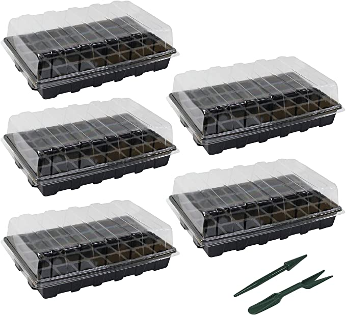 gardening must haves - seed starter trays