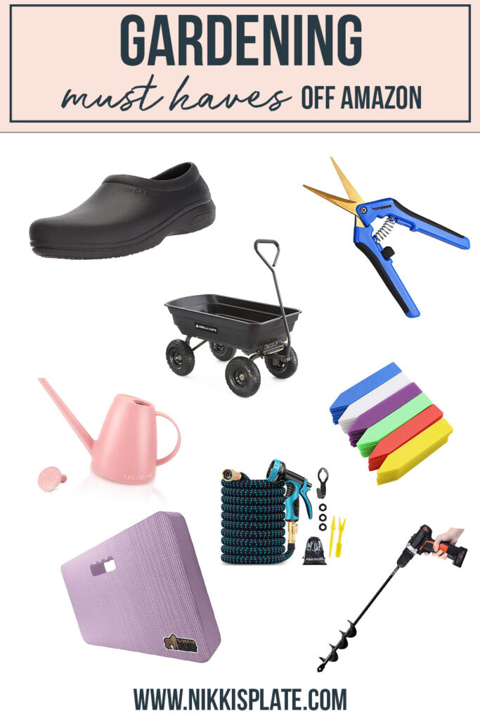 gardening must haves off amazon