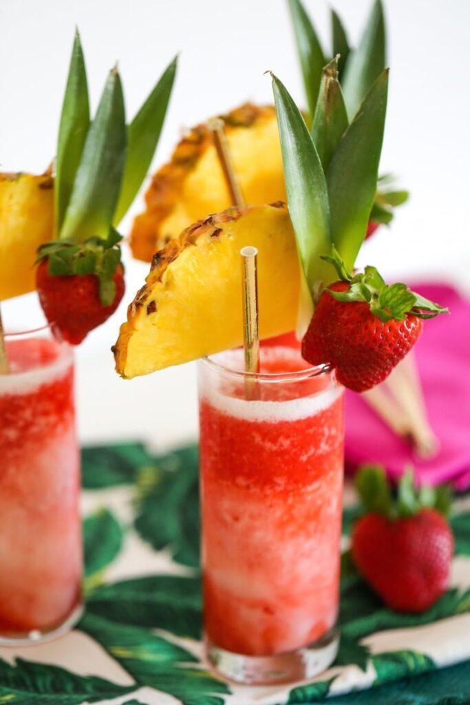 Delicious Summer Cocktail: Piña Colada Daquiri
