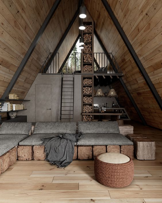 11 Cute A-Frame Cabins to Live Out Your Fairytale Dreams!